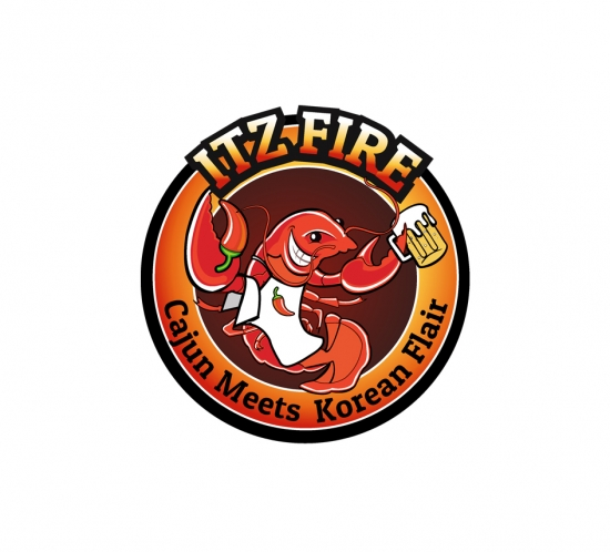 itzfire logo design - wedesign360.com - design agency - advertising agency