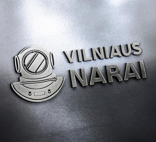 vilniaus narai logo design print design wedesign360.com - design agency