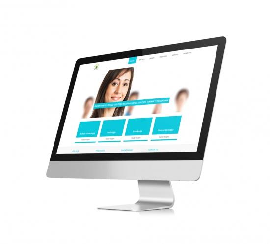 panevezio medizinos centras website design - wedesign360.com - design agency