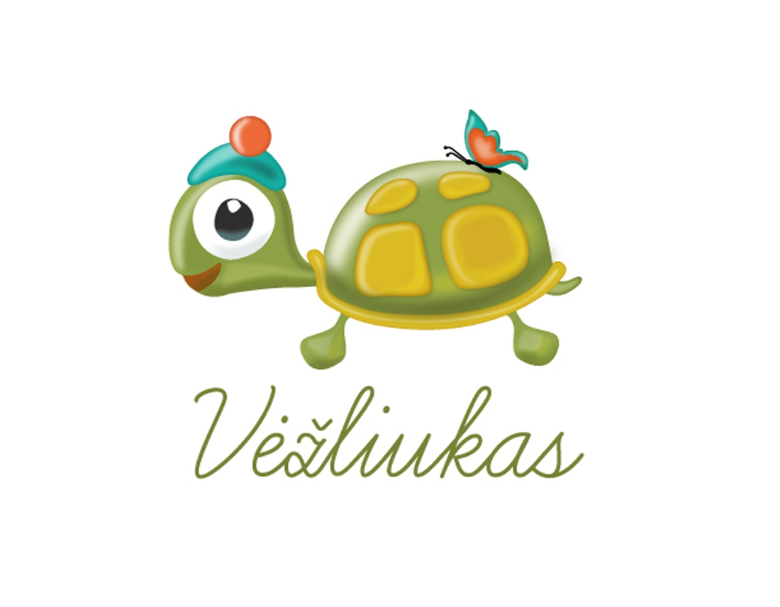 vezliukas child care center logo design - wedesign360.com - design agency - advertising agency