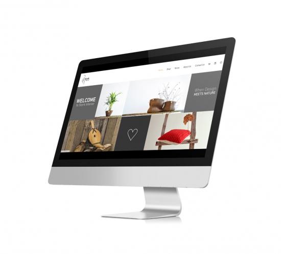 stork e-shop design
