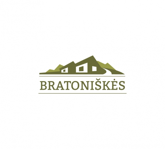 bratoniskes logo design