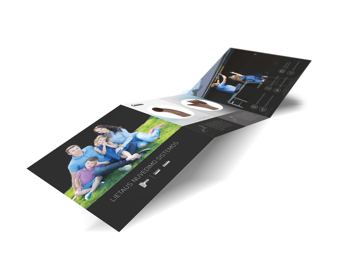 RAIKO brochure & catalogue design