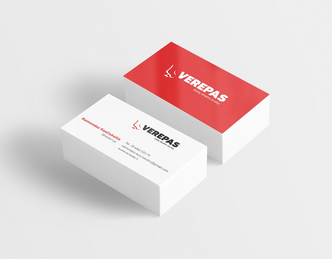 Logotype (logotype creation) & business card design